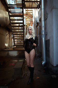 DC - Black Canary by MilliganVick