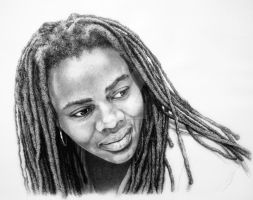 Tracy Chapman by florentino101