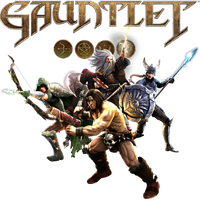 Gauntlet (2014) v3 by POOTERMAN