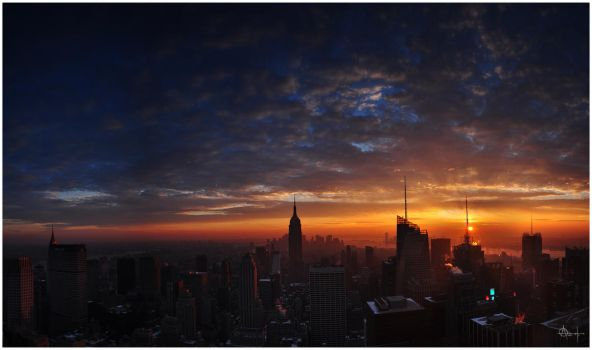 Solopolis - Empire State I by fr1gidity
