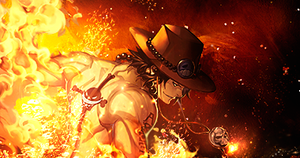 Portgas D. Ace by KirLinx
