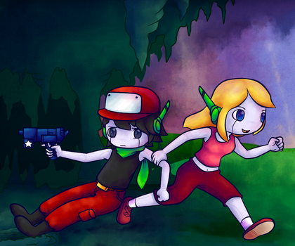 Cave Story: Exploration by Aviarei