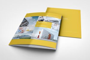 Modern Trifold Image by Mikingers