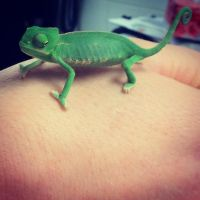Baby Panter Cameleon by GinZenemig