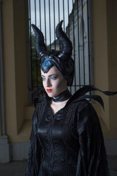 Maleficent2 by Valerie-Mrosek-Stock