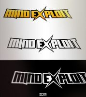 Mind Exploit LAN logotype by elka