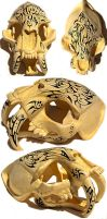 Miss Monster Sabertooth Mask by Felissa
