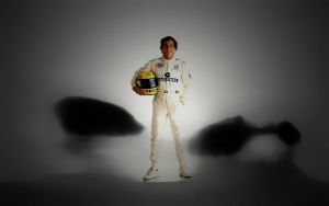 Ayrton Senna Wallpaper_4 by JohnnySlowhand