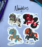 [SALE - 1 LEFT] Naughties Pony Adopts by EventidePonies
