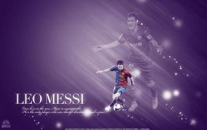 Leo Messi Wallpaper by lisong24kobe