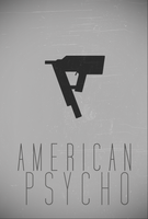 American Psycho poster 2 by SpaceDelusion