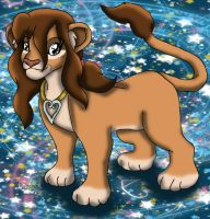 Bethan's Pride Land Form by Bethessa