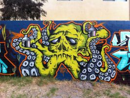 keos by PerthGraffScene