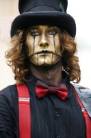 The Jon - Steam Powered Giraffe by TindieWomp
