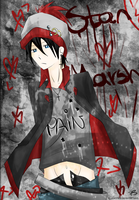 Stan Marsh gothic by Timeless-Knight