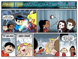 Ensign Two: The Wrath of Sue 20 by kevinbolk