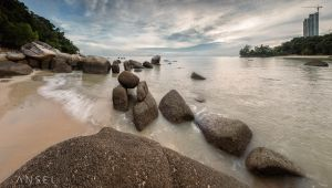 Batu Ferringhi Panorama by Draken413o