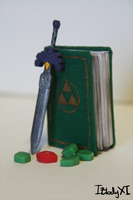 Zelda crafts by IBlodyXI