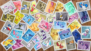 Original Random Stamps Wallpaper by pims1978
