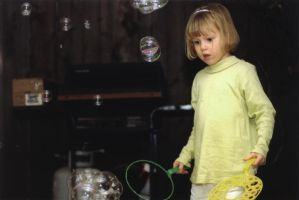 Ashleigh n Her Bubbles 2 by Devoral