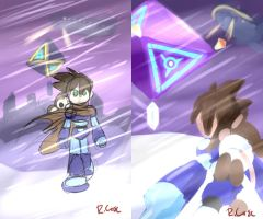 MM Legends Rough pics by rongs1234