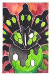 Zygarde by Zaphy1415926