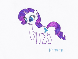 .:Rarity:. by SorbetBerry