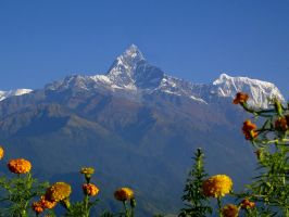 Ghandruk by Michel8170