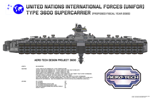 Type 3600 Supercarrier Data Sheet by Kelso323