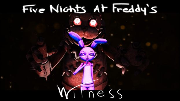 FNAF : Witness _ Fake Gameplay Animation by lucifersam01