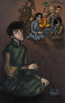 Zuko Alone?- colored version by HILLYMINNE