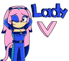 Lady V -Contest entry- by Supersonia