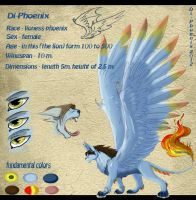 Di-Phoenix_Reference Sheets by Di-Phoenix