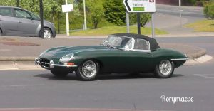 1965 Jaguar E-Type (Series I) by The-Transport-Guild
