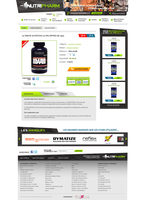 nutripharm-product by shark-graphic