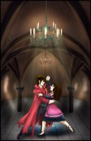 Comission: Dance with me by Sonala