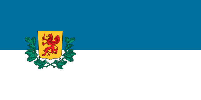 Alt. flag of Baltic Germans by Kristo1594