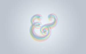 Ampersand Light by majesticskull