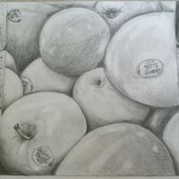 Apples by SkyChow