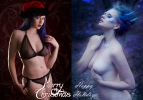 Holiday Prints by MordsithCara
