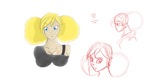 Some Sketches by MicAwesome