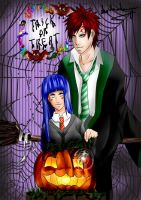 GaaHina- Trick or Treat ? by desiderata-girl