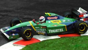 Philippe Alliot (Belgium 1994) by F1-history