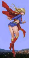 Supergirl Bishoujo by TFoK