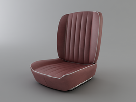 Car Seat WIP by Squint911