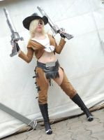 miss fortune cowboy skin by neliiell