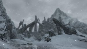Bleak Falls Barrow 1 by Marina17