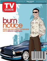 Burn Notice-SAM by stxd3