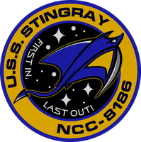 USS Stingray Ship's Seal by viperaviator