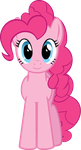 Pinkie Pie Vector by Xigger